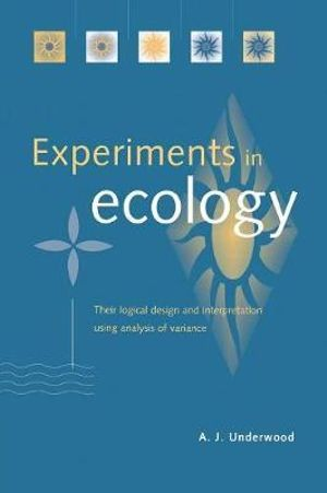 Cover of Experiments in Ecology