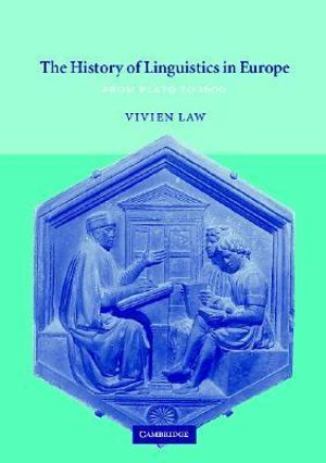 Cover of The History of Linguistics in Europe