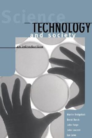 Cover of Science, Technology and Society