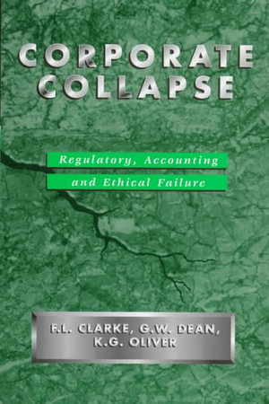 Cover of Corporate Collapse