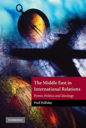 Cover of The Middle East in International Relations