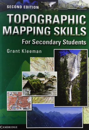 Cover of Topographic Mapping Skills for Secondary Students