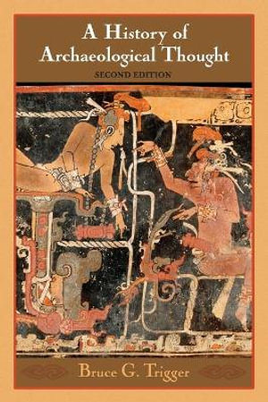 Cover of A History of Archaeological Thought