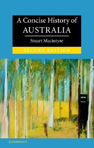 Cover of A Concise History of Australia