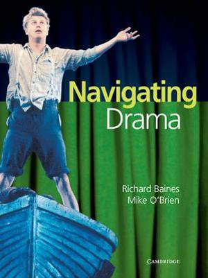 Cover of Navigating Drama Years 9-10