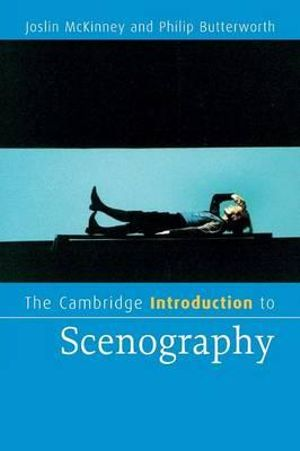 Cover of The Cambridge Introduction to Scenography