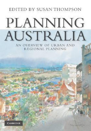 Cover of Planning Australia