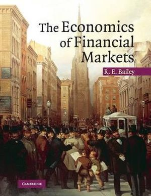 Cover of The Economics of Financial Markets