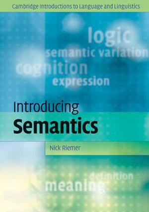 Cover of Introducing Semantics