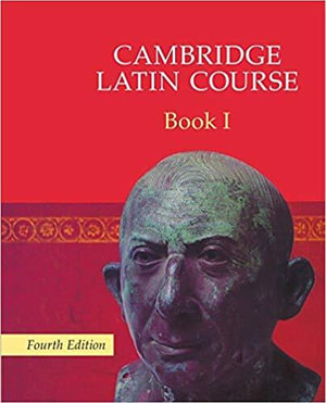 Cover of Cambridge Latin Course 1 Student's Book