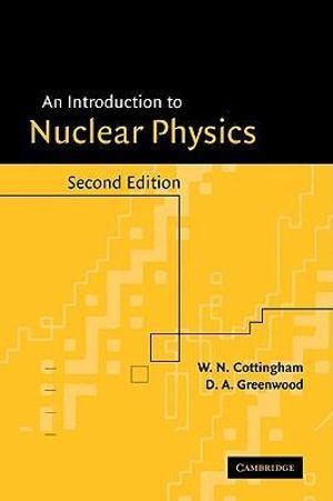 Cover of An Introduction to Nuclear Physics