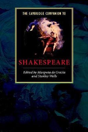 Cover of The Cambridge Companion to Shakespeare