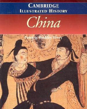 Cover of The Cambridge Illustrated History of China