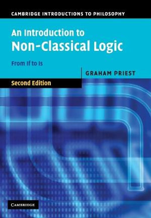 Cover of An Introduction to Non-Classical Logic