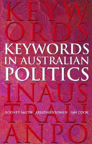 Cover of Keywords in Australian Politics