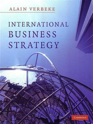 Cover of International Business Strategy