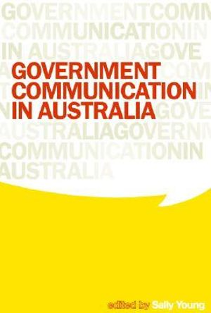 Cover of Government Communication in Australia