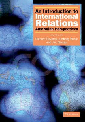 Cover of An Introduction to International Relations