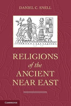 Cover of Religions of the Ancient Near East