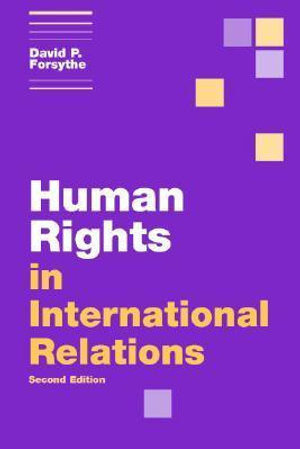 Cover of Human Rights in International Relations