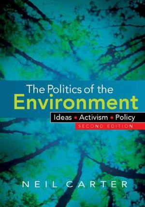 Cover of The Politics of the Environment