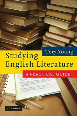 Cover of Studying English Literature