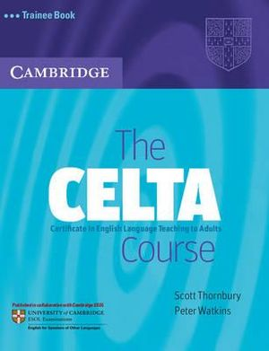 Cover of The CELTA Course Trainee Book