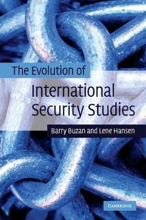 Cover of The Evolution of International Security Studies