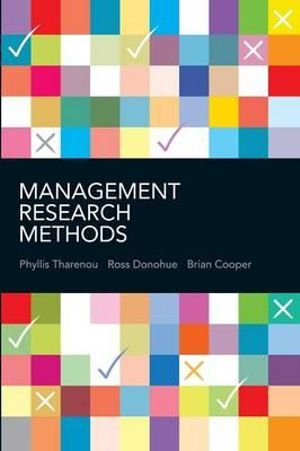 Cover of Management Research Methods