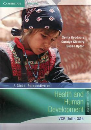 Cover of A Global Perspective on Health and Human Development
