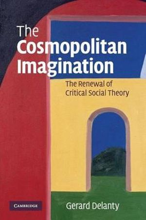 Cover of The Cosmopolitan Imagination