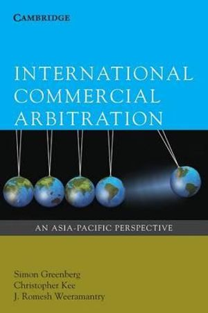 Cover of International Commercial Arbitration