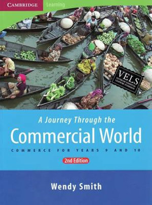 Cover of A Journey through the Commercial World