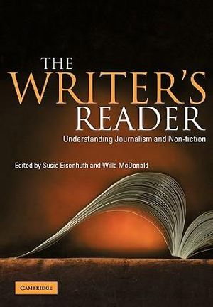 Cover of The Writer's Reader