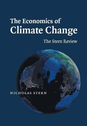 Cover of The Economics of Climate Change