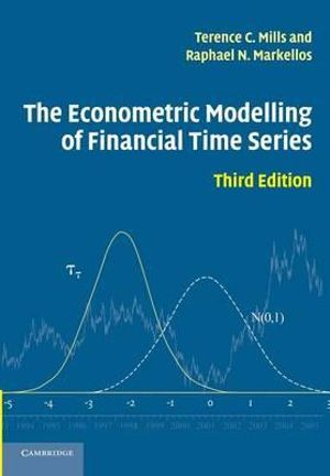 Cover of The Econometric Modelling of Financial Time Series