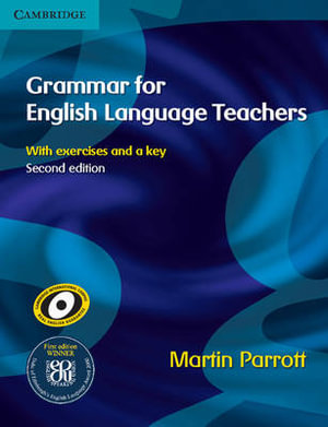Cover of Grammar for English Language Teachers
