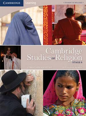 Cover of Cambridge Studies of Religion