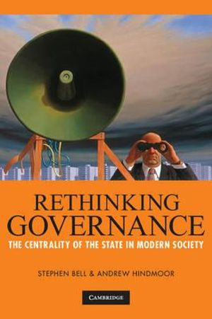 Cover of Rethinking Governance