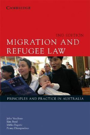 Cover of Migration and Refugee Law