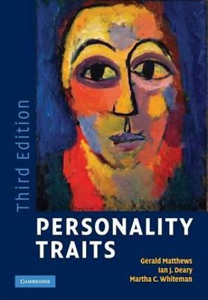 Cover of Personality Traits
