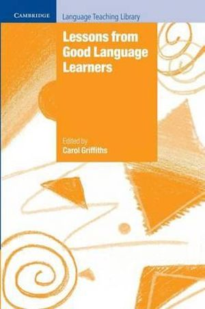 Cover of Lessons from Good Language Learners