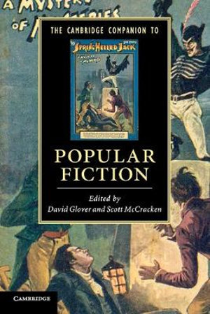 Cover of The Cambridge Companion to Popular Fiction