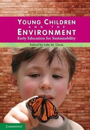 Cover of Young Children and the Environment