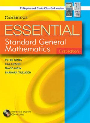 Cover of Cambridge Essential Standard General Mathematics