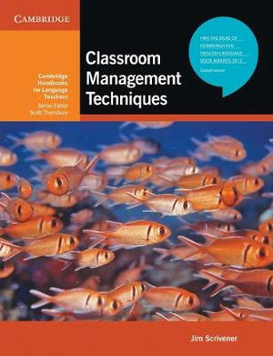Cover of Classroom Management Techniques