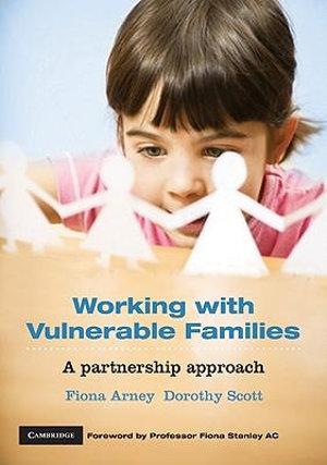 Cover of Working with Vulnerable Families