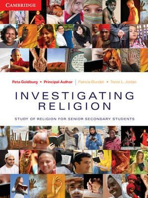 Cover of Investigating Religion