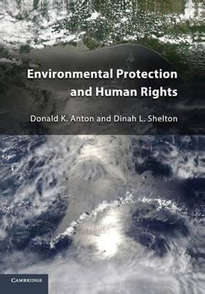 Cover of Environmental Protection and Human Rights
