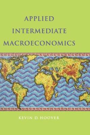 Cover of Applied Intermediate Macroeconomics